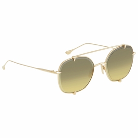 Dita 23009-D-GLD-AMB-54 Talon-Two Unisex  Sunglasses