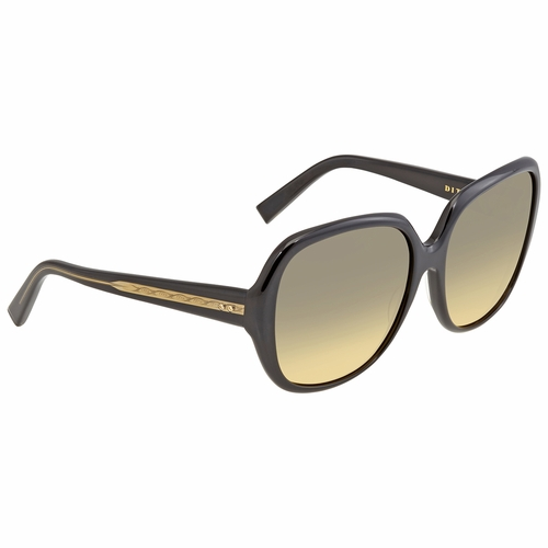 Dita 7700-M-BLK-62 Supa-Dupa Ladies  Sunglasses