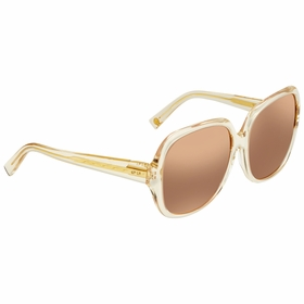 Dita 7700-N-RSE-62 Supa-Dupa Ladies  Sunglasses