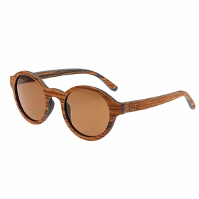 Earth ESG085S Maho Unisex  Sunglasses