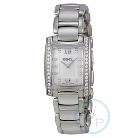 Ebel 1215607 Brasilia Mini Ladies Quartz Watch