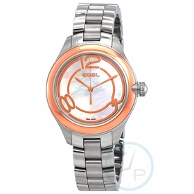 Ebel 1216104 Onde Ladies Quartz Watch