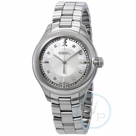 Ebel 1216136 Onde Ladies Quartz Watch