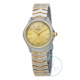 Ebel 1216317 Wave Ladies Quartz Watch