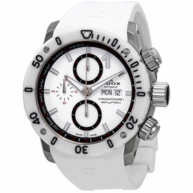 Edox 01122-3BN-BINN Chronoffshore Mens Chronograph Automatic Watch