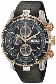 Edox 01123 357RCA NBUR Grand Ocean Mens Chronograph Automatic Watch