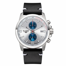 Elysee 80570 Ziros Chrono Mens Chronograph Quartz Watch