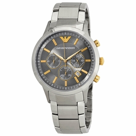 Emporio Armani AR11047 Renato Mens Chronograph Quartz Watch