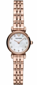 Emporio Armani AR11203 Gianni T-Bar Ladies Quartz Watch