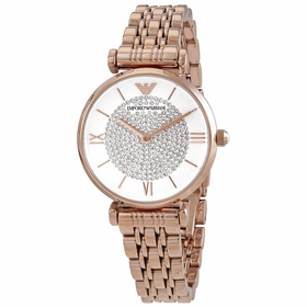 Emporio Armani AR11244 Glitz Ladies Quartz Watch