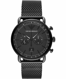 Emporio Armani AR11264 Aviator Mens Chronograph Quartz Watch