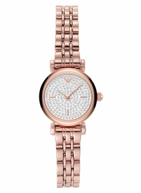 Emporio Armani AR11266 Gianni T-Bar Ladies Quartz Watch