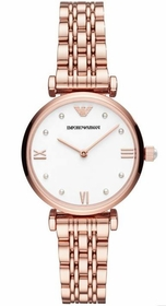 Emporio Armani AR11267 Gianni T-Bar Ladies Quartz Watch
