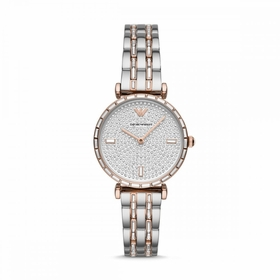 Emporio Armani AR11293 Gianni T-Bar Ladies Quartz Watch