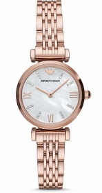 Emporio Armani AR11316 Gianni T-Bar Ladies Quartz Watch