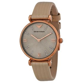 Emporio Armani AR1681 Retro Ladies Quartz Watch