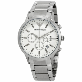 Emporio Armani AR2458 Sportivo Mens Chronograph Quartz Watch