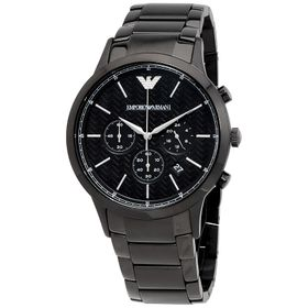 Emporio Armani AR2485 Dress Mens Chronograph Quartz Watch
