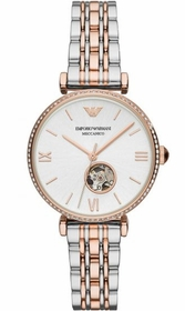Emporio Armani AR60019 GIANNI T-BAR  Automatic Watch