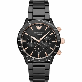 Emporio Armani AR70002  Mens Chronograph Quartz Watch