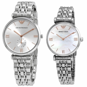 Emporio Armani AR90004  Unisex Quartz Watch