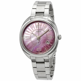 Fendi F218037500 Momento Ladies Quartz Watch