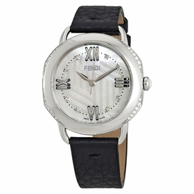 Fendi F8020345H0C1-NV Selleria Ladies Quartz Watch