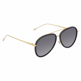 Fendi FE-FF0155S MY2 57 FF0155 Ladies  Sunglasses