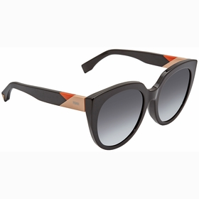 Fendi FE-FF0182FS 807 55 FF0182FS Ladies  Sunglasses