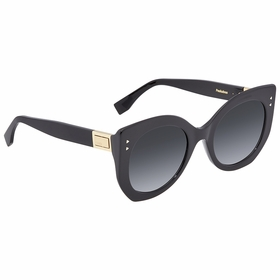 Fendi FE-FF0265S 807 52 Peekaboo Ladies  Sunglasses