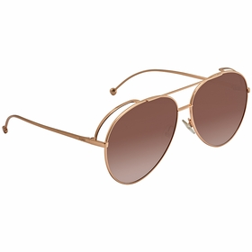 Fendi FE-FF0286S DDB 63 Run Away Ladies  Sunglasses