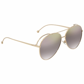 Fendi FE-FF0286S J5G 63 Run Away Unisex  Sunglasses