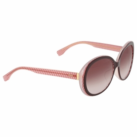 Fendi FF 0001/F/S 7PH\K8 Micrologo Ladies  Sunglasses