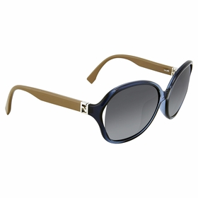 Fendi FF 0032/F/S 7RB\9O The Fendista Ladies  Sunglasses