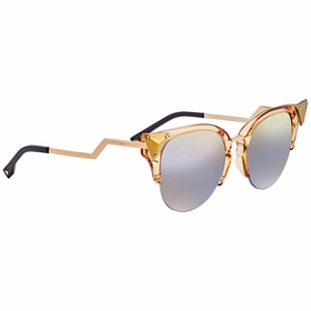 Fendi FF 0041/S 27L52FQ Iridia Ladies  Sunglasses