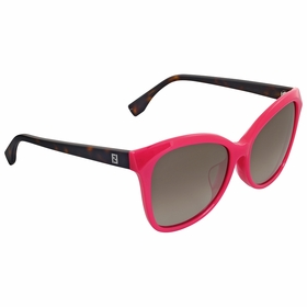 Fendi FF 0043/F/S MHK\HA Micrologo Ladies  Sunglasses
