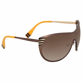 Fendi FF 0057/S MWT\HA Pequin Ladies  Sunglasses