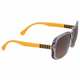 Fendi FF 0071/F/S MQE\R4 Pequin Ladies  Sunglasses