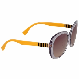 Fendi FF 0073/F/S MQE\R4 Pequin Ladies  Sunglasses