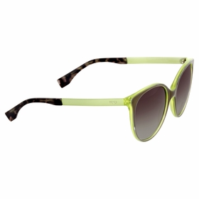 Fendi FF 0078/S E0I\N6 Logo Ladies  Sunglasses