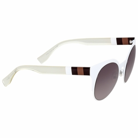 Fendi FF 0080/S E2O\EU Pequin Ladies  Sunglasses