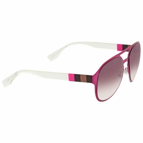 Fendi FF 0082/S E3X\J8 Pequin Ladies  Sunglasses