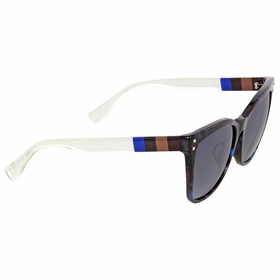 Fendi FF 0098/F/S E81\HD Pequin Ladies  Sunglasses