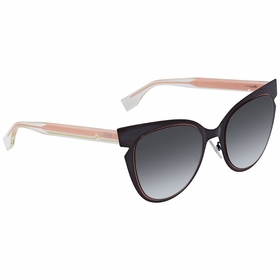 Fendi FF 0133/S NPZ/JJ -52  Ladies  Sunglasses