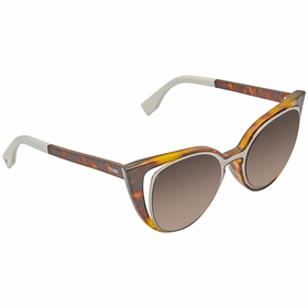 Fendi FF 0136/S NY2/J6 -51 Paradeyes Ladies  Sunglasses