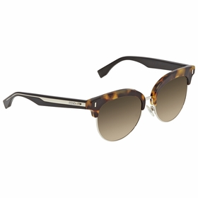 Fendi FF 0154/S UDS/JD 54 FF0154 Ladies  Sunglasses