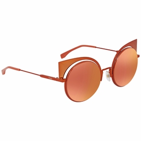 Fendi FF 0177/S KWL -53 Eyeshine Ladies  Sunglasses