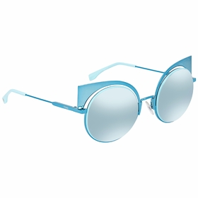 Fendi FF 0177/S W5I/T7 -53 Eyeshine Ladies  Sunglasses