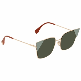 Fendi FF 0191/S DDB 55 Lei Ladies  Sunglasses