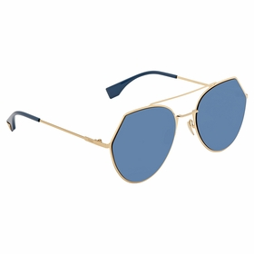 Fendi FF 0194/S 000552A Eyeline Ladies  Sunglasses